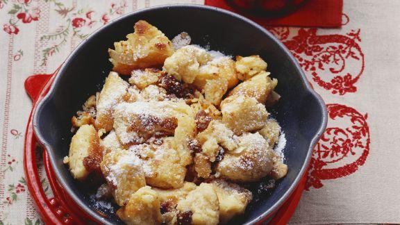 Rezept: Grießschmarrn mit Kirschen