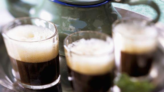 Rezept: Grüner Tee nach senegalesischer Art