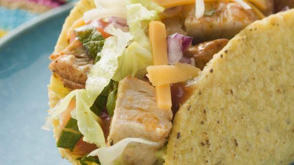 Rezept: Hähnchen-Taco