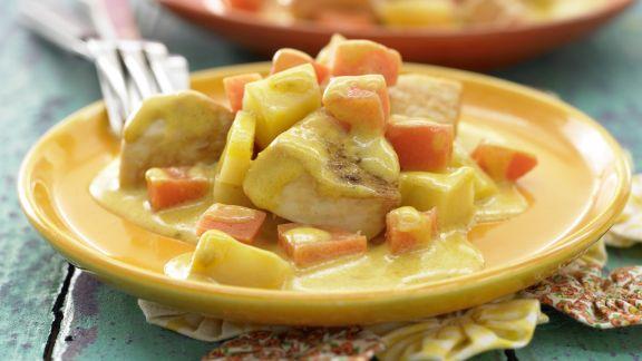 Rezept: Häschens Hähnchen-Curry