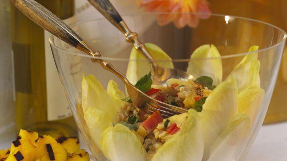 Rezept: Hafer-Frucht-Salat