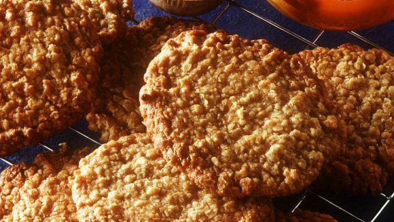 Rezept: Haferflocken Cookies