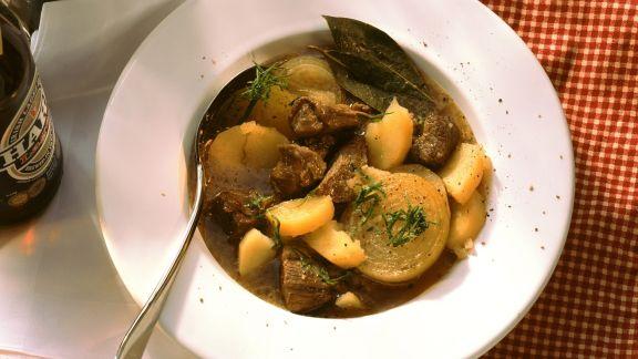 Rezept: Hammeleintopf auf irische Art (Irish Stew)