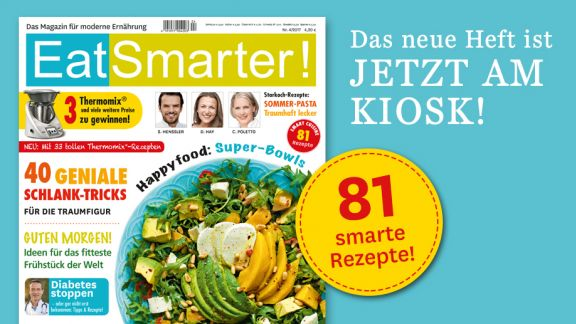 EAT SMARTER-Magazin Heft 4