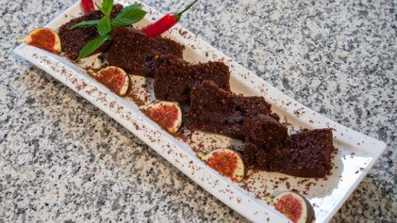 Rezept: Himmlische Schokoladenverführung mit Chili & Ingwer und Minze