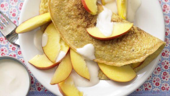 Rezept: Hirse-Omelett