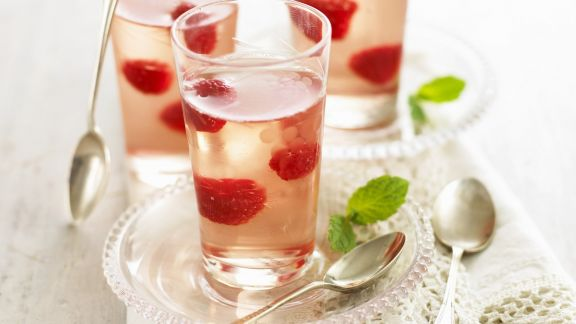 Rezept: Holunderblüten-Ingwer-Gelee