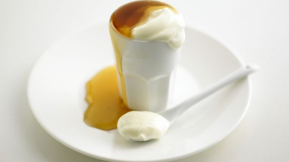 Rezept: Honig-Joghurt