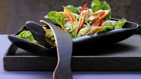 Rezept: Indonesischer Salat