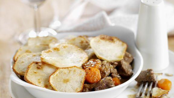 Rezept: Irischer Fleischeintopf (Irish Stew)