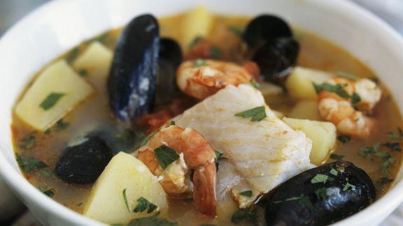 Rezept: Italienische Fischsuppe