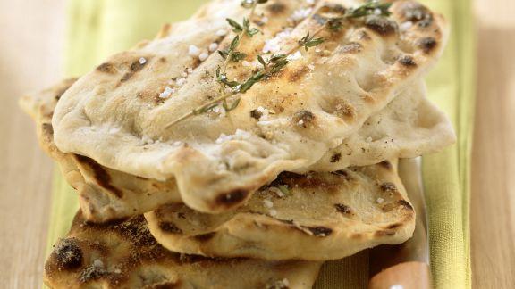 Rezept: Italienische Fladenbrote