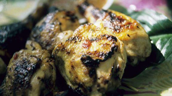 Rezept: Jerk Chicken