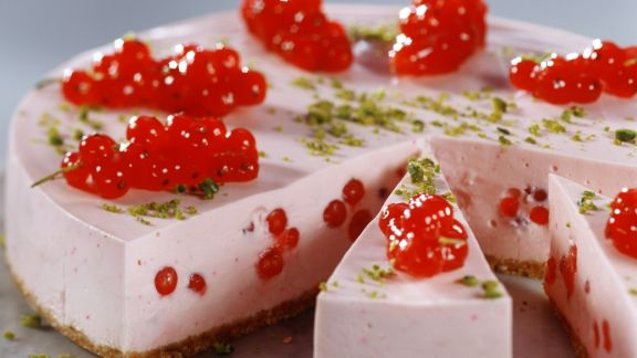 Rezept: Joghurt-Johannisbeer-Kuchen