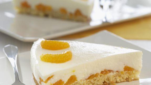 Rezept: Joghurt-Mandarinen-Kuchen