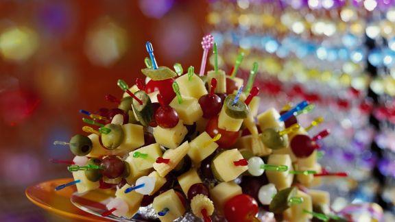 Rezept: Käse-Igel zur Party
