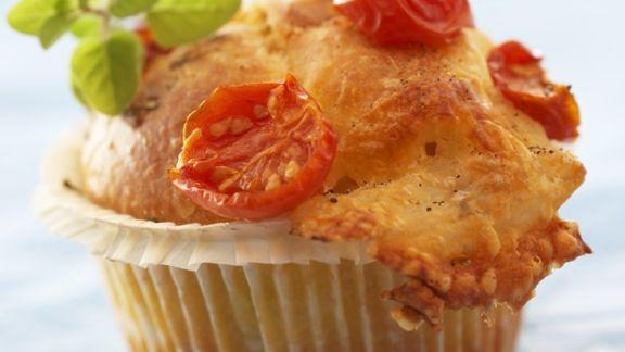 Rezept: Käse-Muffins
