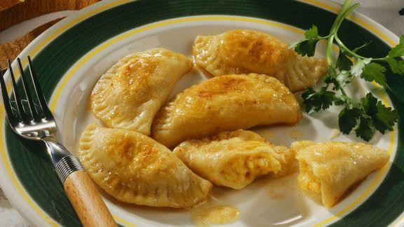 Rezept: Käse-Piroggen