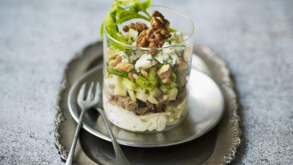 Rezept: Käse-Sellerie-Salat
