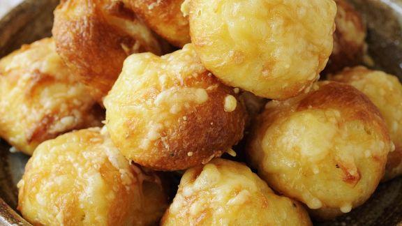 Rezept: Käsebällchen auf französische Art