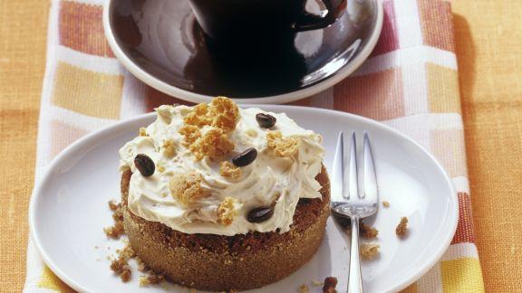 Rezept: Kaffee-Mascarpone-Törchen