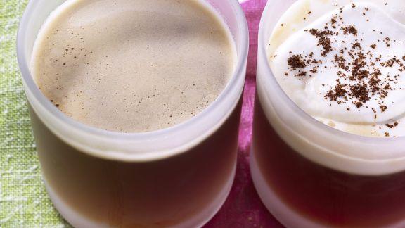 Rezept: Kaffee mit Schuss