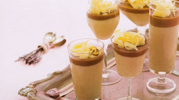 Rezept: Kaffee-Vanille-Creme