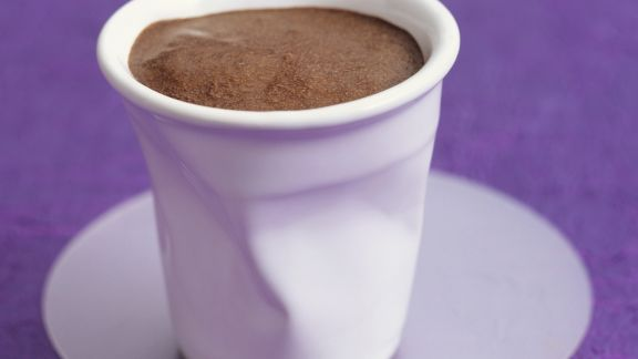 Rezept: Kaffeemousse