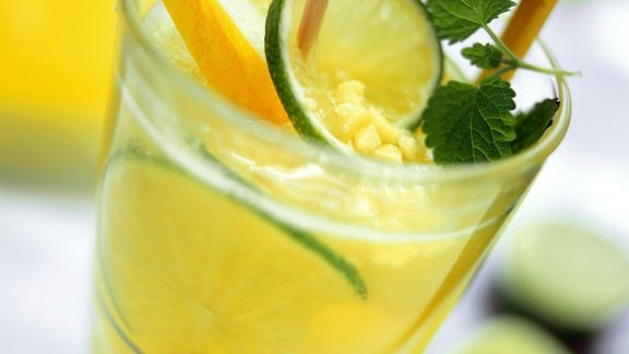 Rezept: Kalter Melonendrink