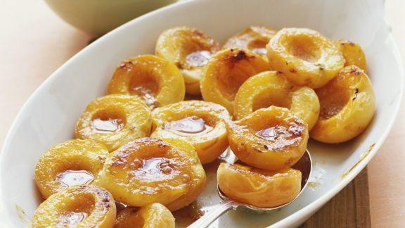 Rezept: Karamell-Aprikosen