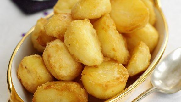 Rezept: Karamellisierte Kartoffeln