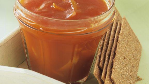Rezept: Karotten-Zitronen-Marmelade
