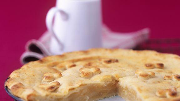 Rezept: Kartoffel-Apfel-Kuchen