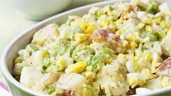 Rezept: Kartoffel-Eier-Salat