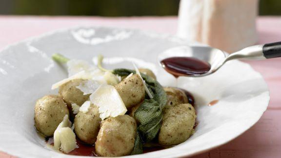 Rezept: Kartoffel-Gnocchi
