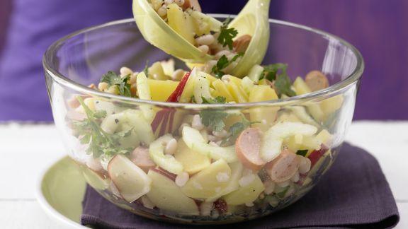 Rezept: Kartoffel-Gurken-Salat