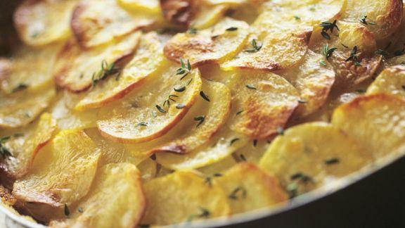 Rezept: Kartoffelauflauf