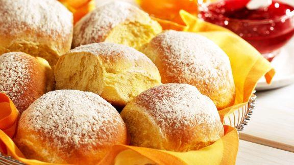 Rezept: Kartoffelbrötchen zum Frühstück