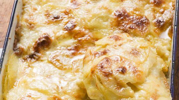 Rezept: Kartoffelgratin