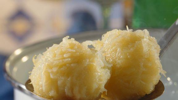 Rezept: Kartoffelklöße