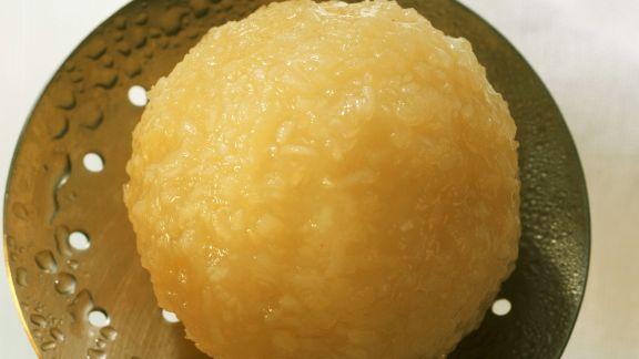 Rezept: Kartoffelkloß