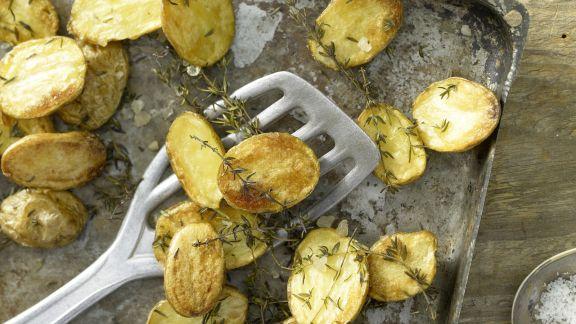 Rezept: Kartoffeln aus dem Backofen