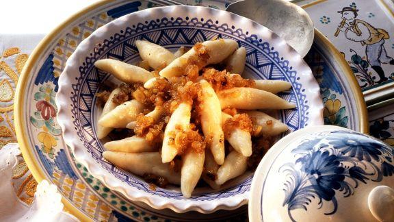 Rezept: Kartoffelnudeln nach osteuropäischer Art