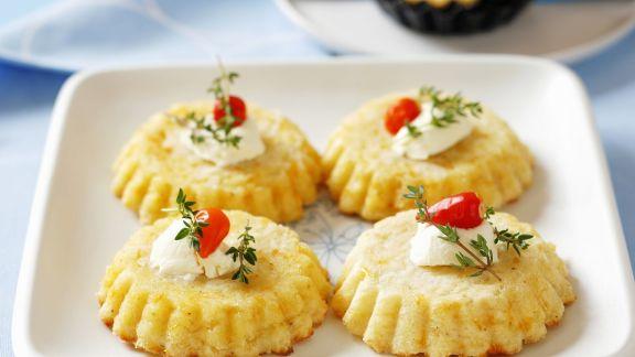 Rezept: Kartoffelparfait mit Chili und Joghurt