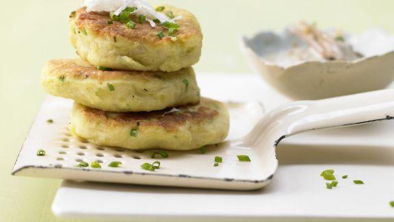 Rezept: Kartoffelplätzchen – smarter