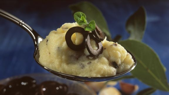 Rezept: Kartoffelpüree auf griechische Art