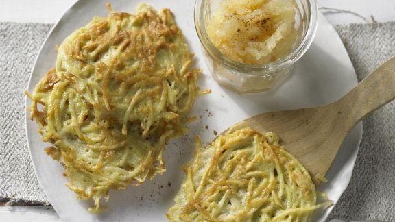 Rezept: Kartoffelpuffer – smarter