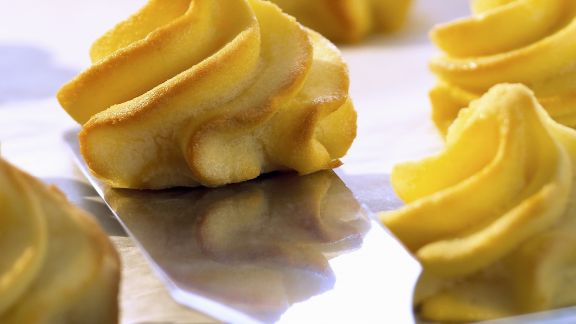 Rezept: Kartoffelrosetten