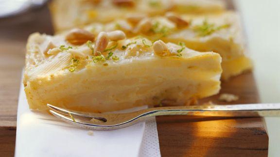 Rezept: Kartoffeltortilla mit Spargel