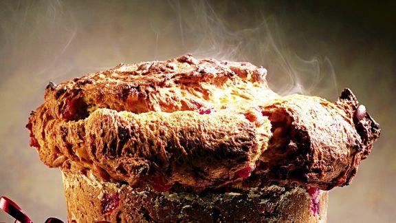 Rezept: Kirsch-Panettone